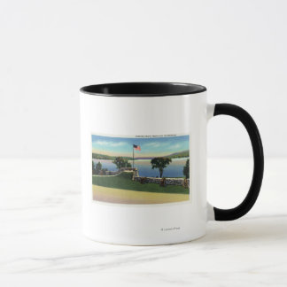 Southern View from the Fort Mug