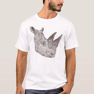 Southern White Rhinoceros T T-Shirt
