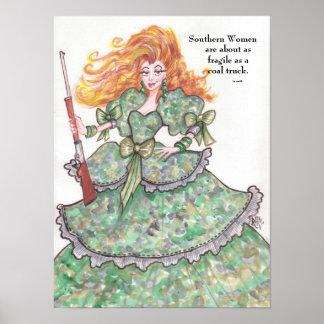 Southern Women Poster