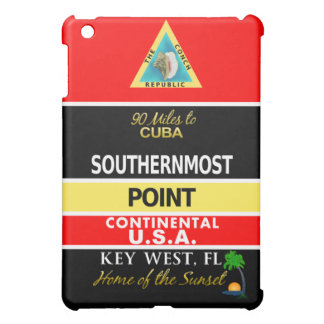 Southernmost Point Buoy Key West iPad Mini Covers