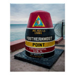 Southernmost Point Poster