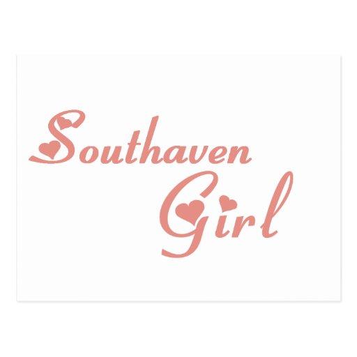 Southfield Girl tee shirts Postcard