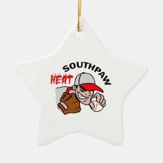 SOUTHPAW HEAT CHRISTMAS ORNAMENT