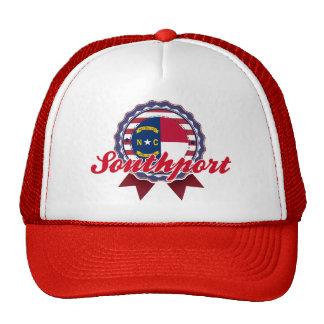 Southport, NC Trucker Hat