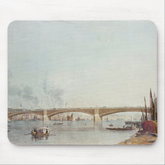 Southwark Bridge, West Front, from Bankside Mouse Pad