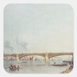 Southwark Bridge, West Front, from Bankside Square Sticker