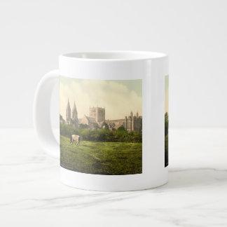 Southwell Cathedral, Nottinghamshire, England Jumbo Mug