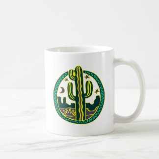 Southwest Cactus Coffee Mug