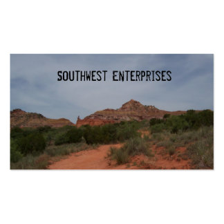 Southwest Canyon Business Card