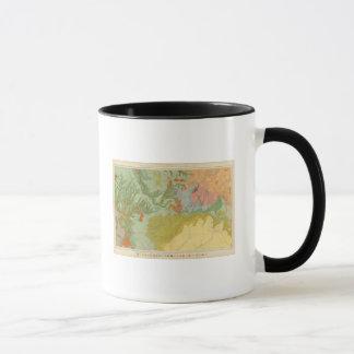Southwest Colorado and Parts of New Mexico Mug