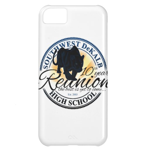 Southwest Dekalb High School Class 10 Year Reunion iPhone 5C Case