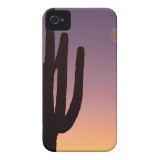 Southwest Desert Moon Glow iPhone4 Case