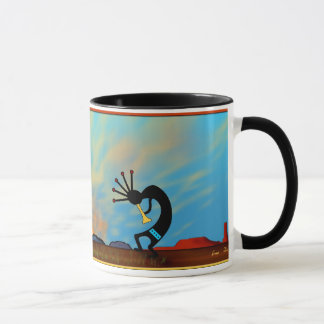 Southwest Desert Sunset Mug