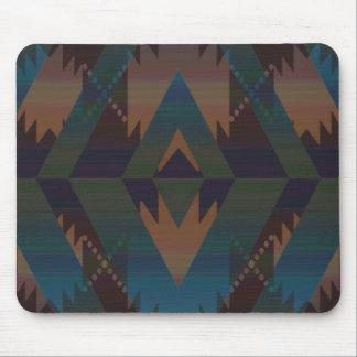 Southwest Design Aztec Print Mousepad