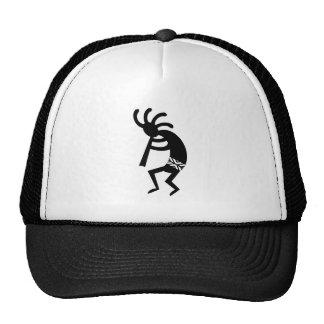 Southwest Design Dancing Kokopelli Trucker Hat
