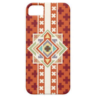 Southwest Ethnic Tribal Geometric Pattern iPhone 5 Cases