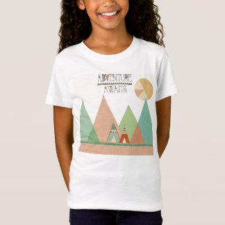 Southwest Geo III | Adventure Awaits T-Shirt