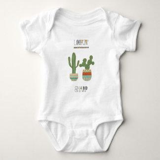 Southwest Geo IX | Lookin' Sharp Baby Bodysuit