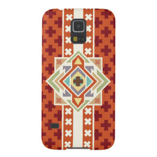 Southwest Geometric Native Pattern Galaxy S5 Case