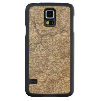 Southwest Germany And Switzerland Carved Maple Galaxy S5 Case