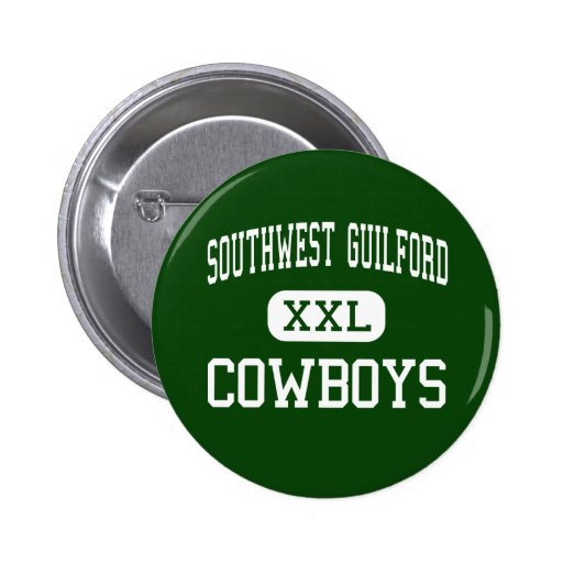 Southwest Guilford - Cowboys - High - High Point Button