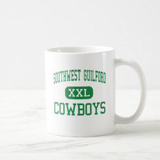 Southwest Guilford - Cowboys - High - High Point Coffee Mugs