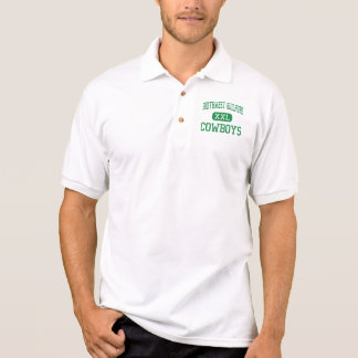 Southwest Guilford - Cowboys - High - High Point Polo T-shirt