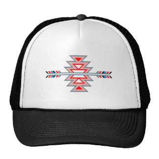 Southwest Indian Design Cap