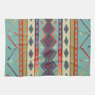 Southwest Indian Design Cotton Kitchen Towel