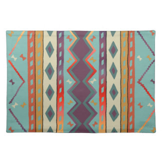 Southwest Indian Design Cotton Placemat