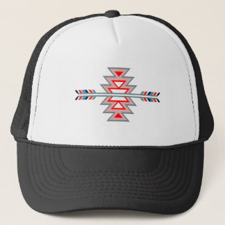 Southwest Indian Design Trucker Hat