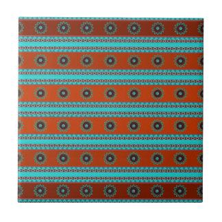 Southwest Motif Ceramic Tile