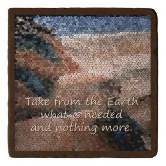 Southwest Native American Earth Trivet
