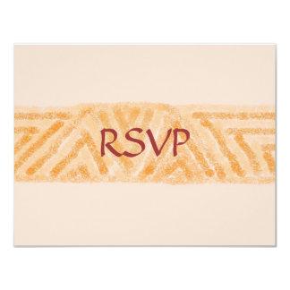 Southwest, RSVP 11 Cm X 14 Cm Invitation Card