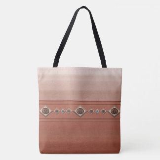 Southwest Sandstone Canyon Tote Bag