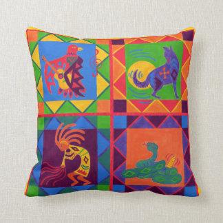 Southwest Slumber Song Throw Cushions