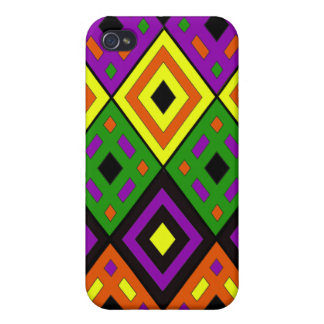 Southwest Themed Colors iPhone 4 Covers