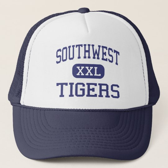Southwest Tigers Middle Albert Lea Minnesota Cap