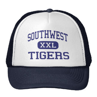 Southwest Tigers Middle Albert Lea Minnesota Cap
