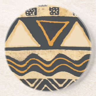 Southwest Tribal Native American Design Coaster