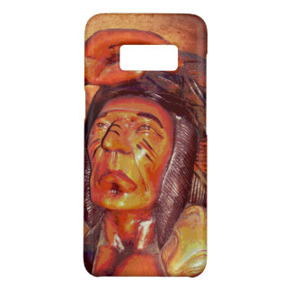 Southwest  Tribal Native American Indian Chief Case-Mate Samsung Galaxy S8 Case