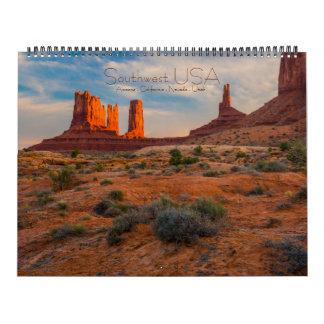 Southwest USA Calendar
