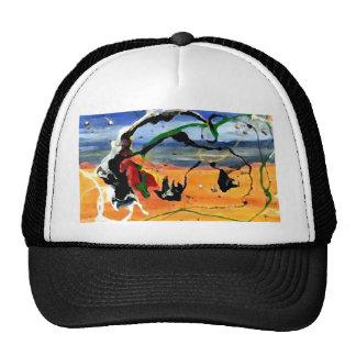 Southwestern Art - CricketDiane Art & Design Cap