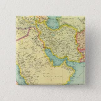Southwestern Asia 15 Cm Square Badge