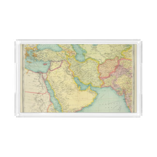 Southwestern Asia Acrylic Tray