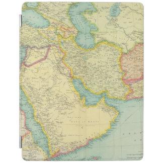 Southwestern Asia iPad Cover