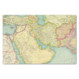 Southwestern Asia Tissue Paper