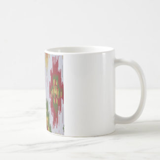 southwestern basic white mug
