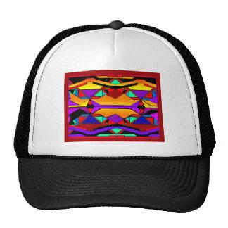 southwestern design 88 cap
