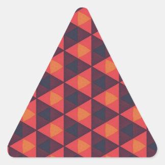 Southwestern Geometric Muted Series #2 Triangle Sticker